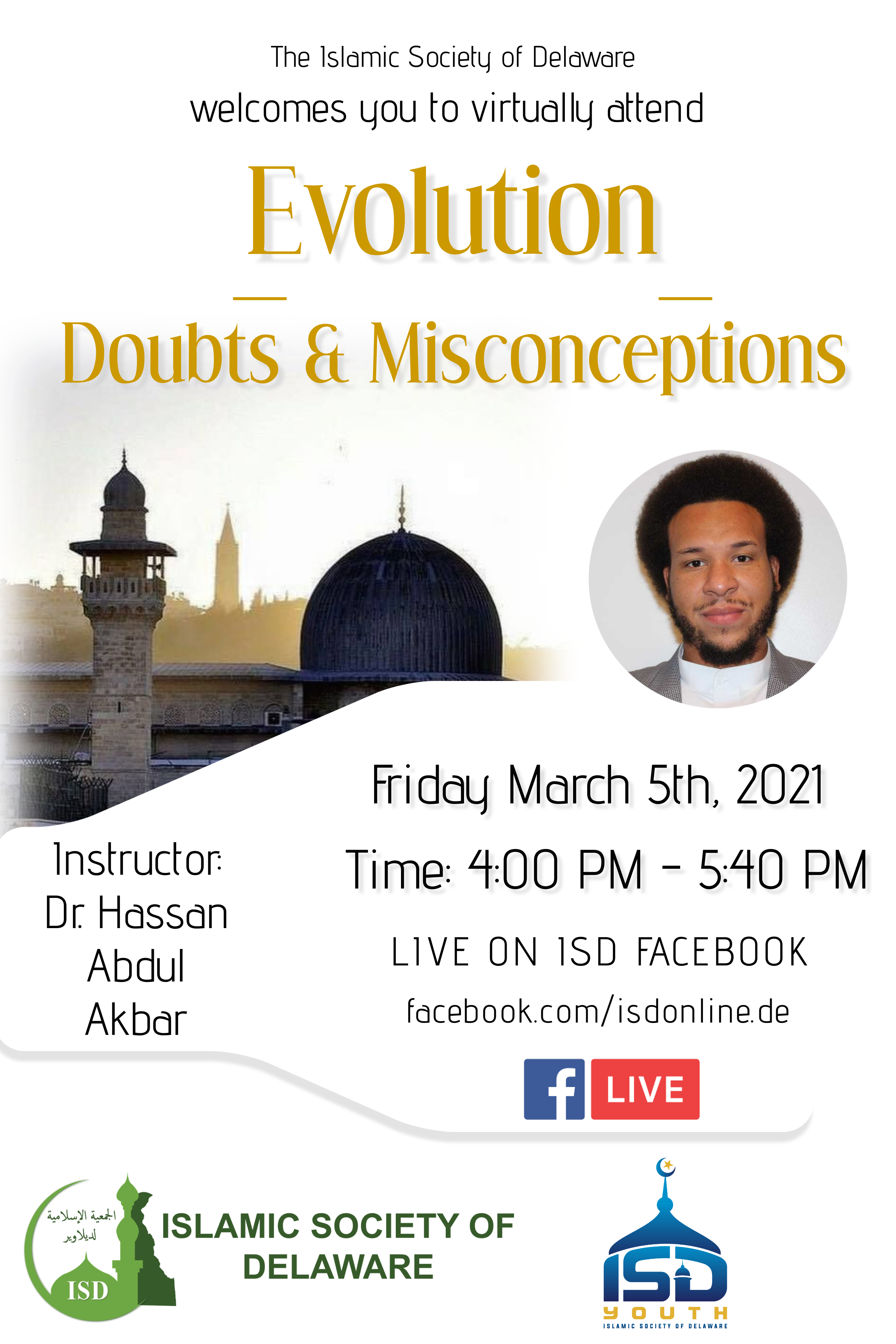 Evolution: The Islamic Perspective