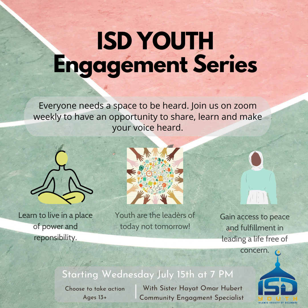 ISD Youth Engagement Series