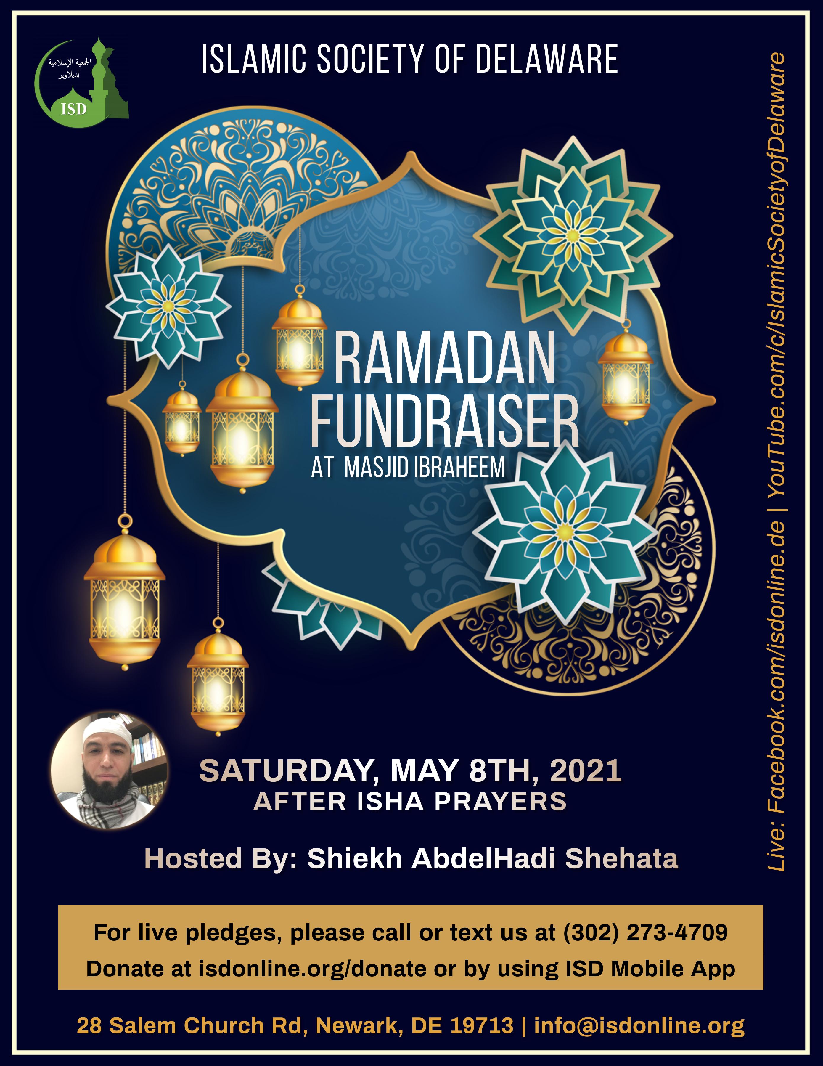 ISD Ramadan Fundraiser