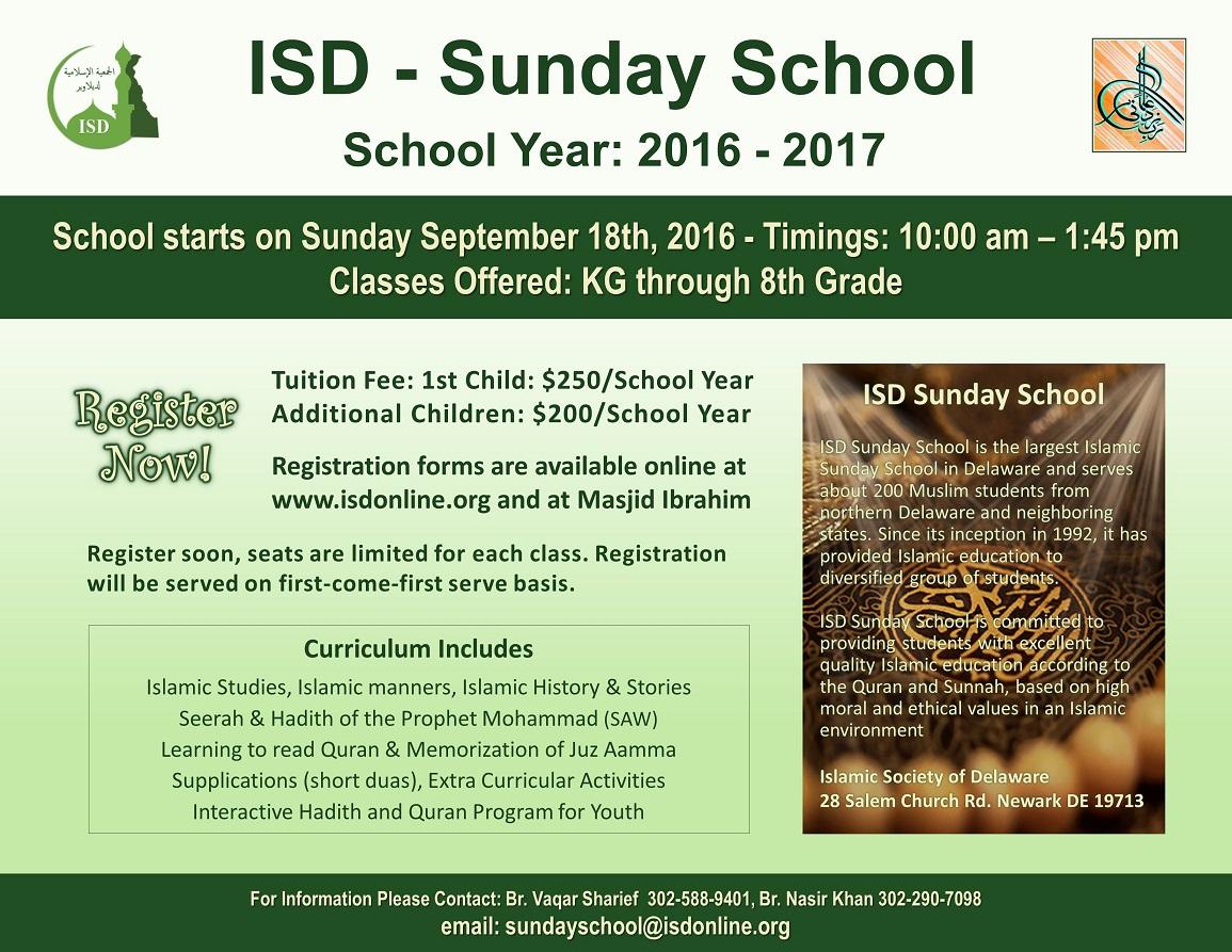 SundaySchoolFlyer2016