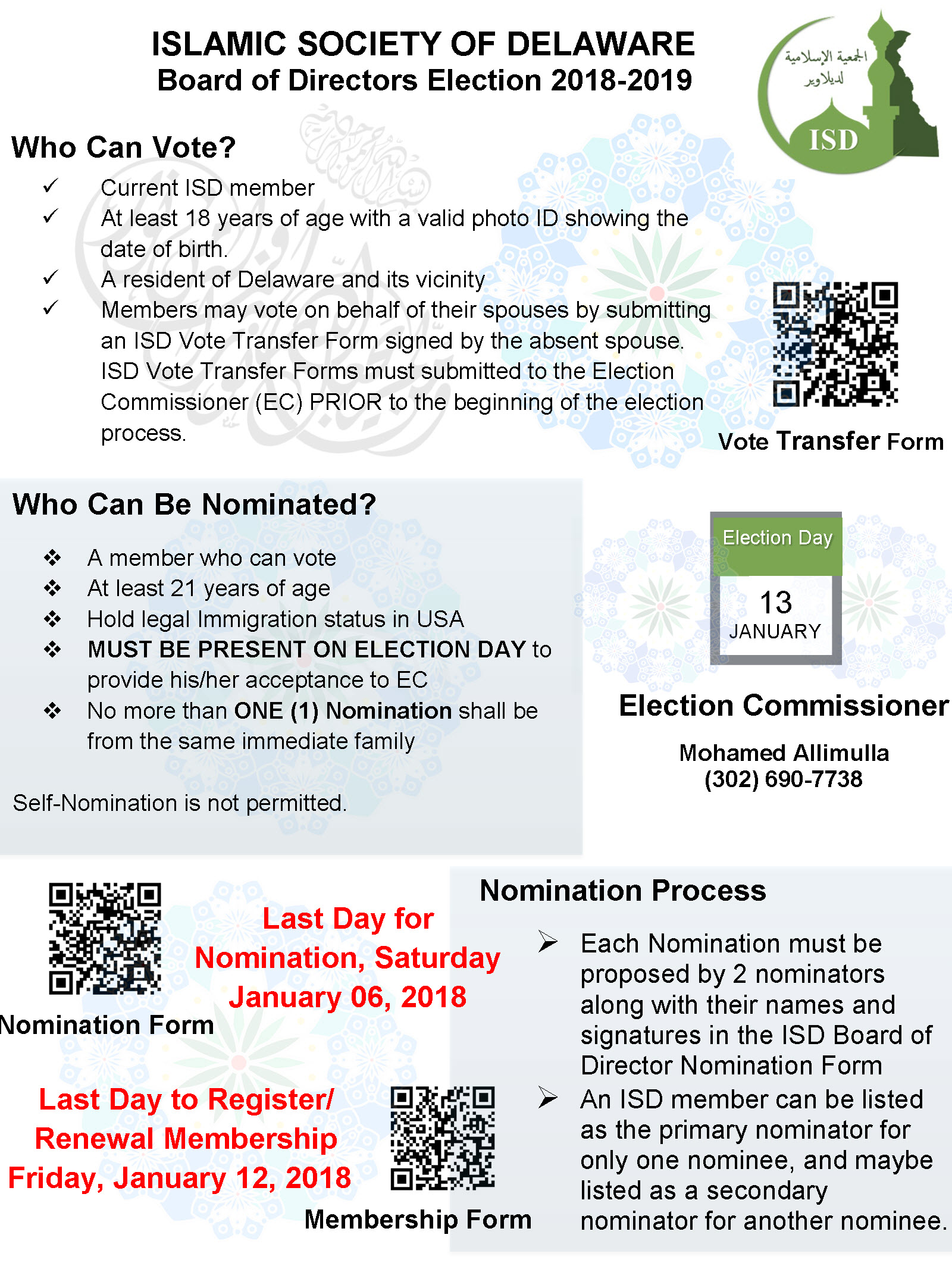 ISDElectionFlyer2018